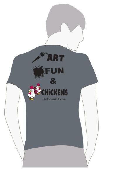 Art Barn ATX T-Shirt