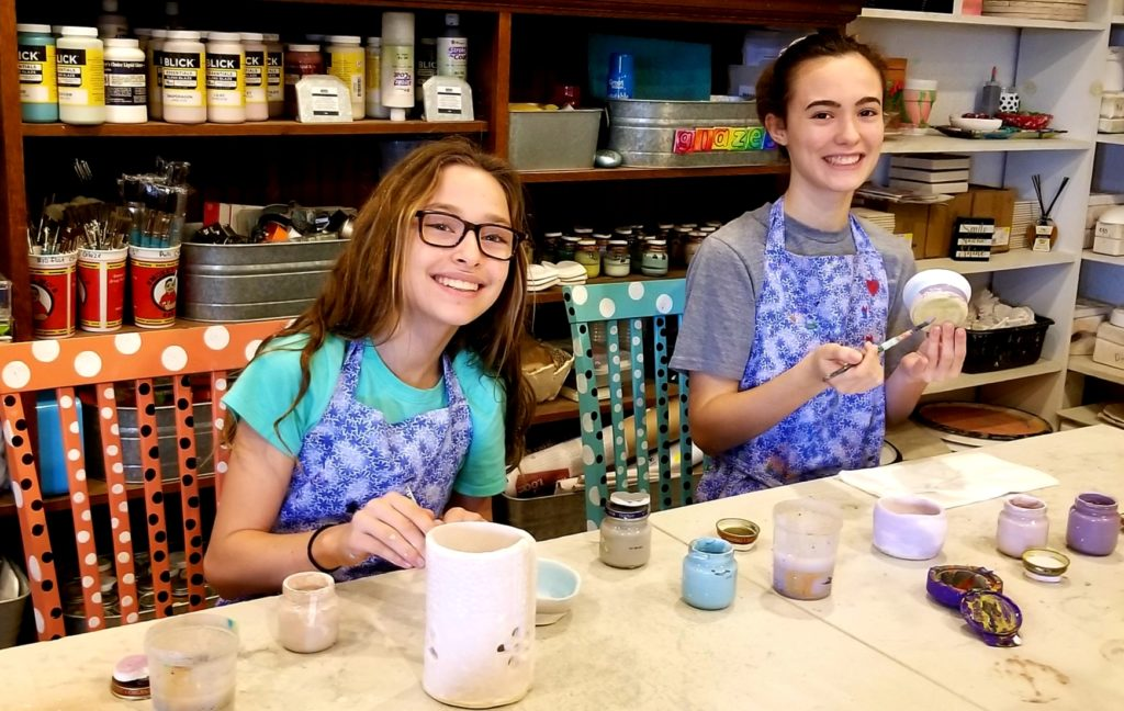 Art & Ceramic Classes