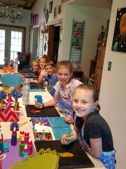 Summer Camp Week 5 - July 19th-22nd: Castles, Dragons & Unicorns, Oh My!