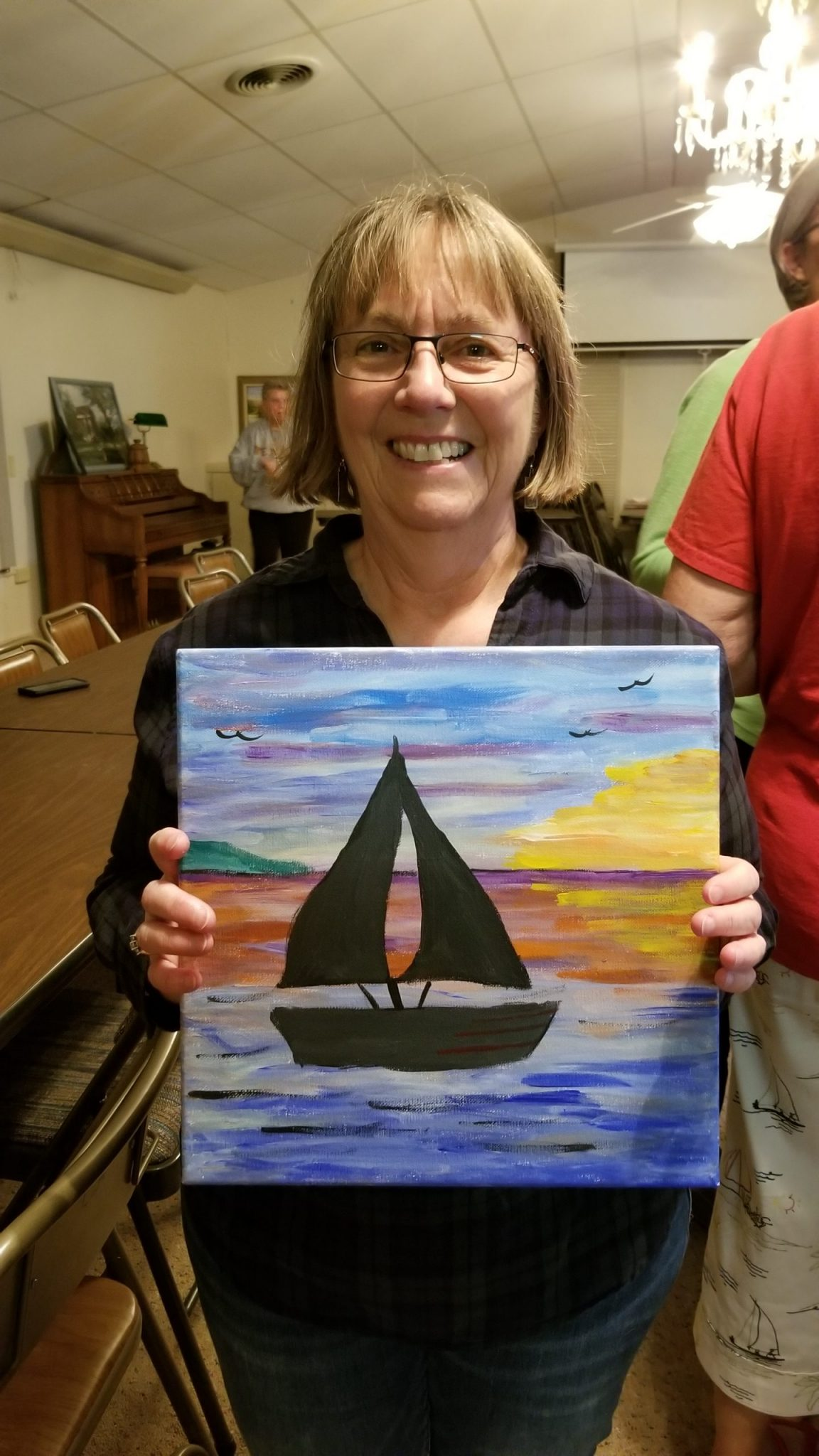 Adult Canvas Painting Party