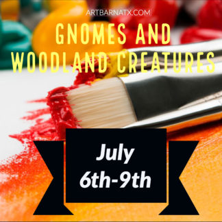 2020 Austin Summer Art Camp Week 3