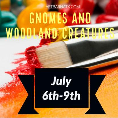 2020 Austin Summer Art Camp Week 3