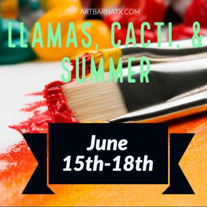 2020 Austin Summer Art Camp Week 1