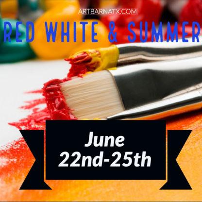 2020 Austin Summer Art Camp Week 2