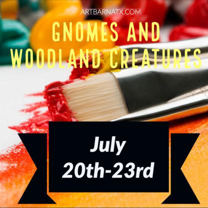 2020 Austin Summer Art Camp Week 5