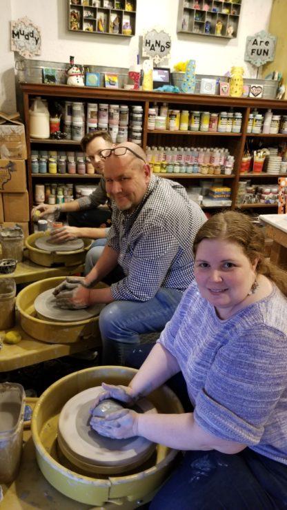 Private Ceramics Class