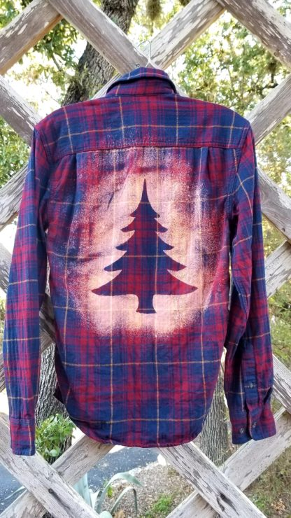 Flannel Printed Shirts