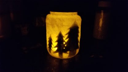 Luminary Jar Art Kit
