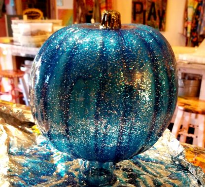 Resin Pumpkin
