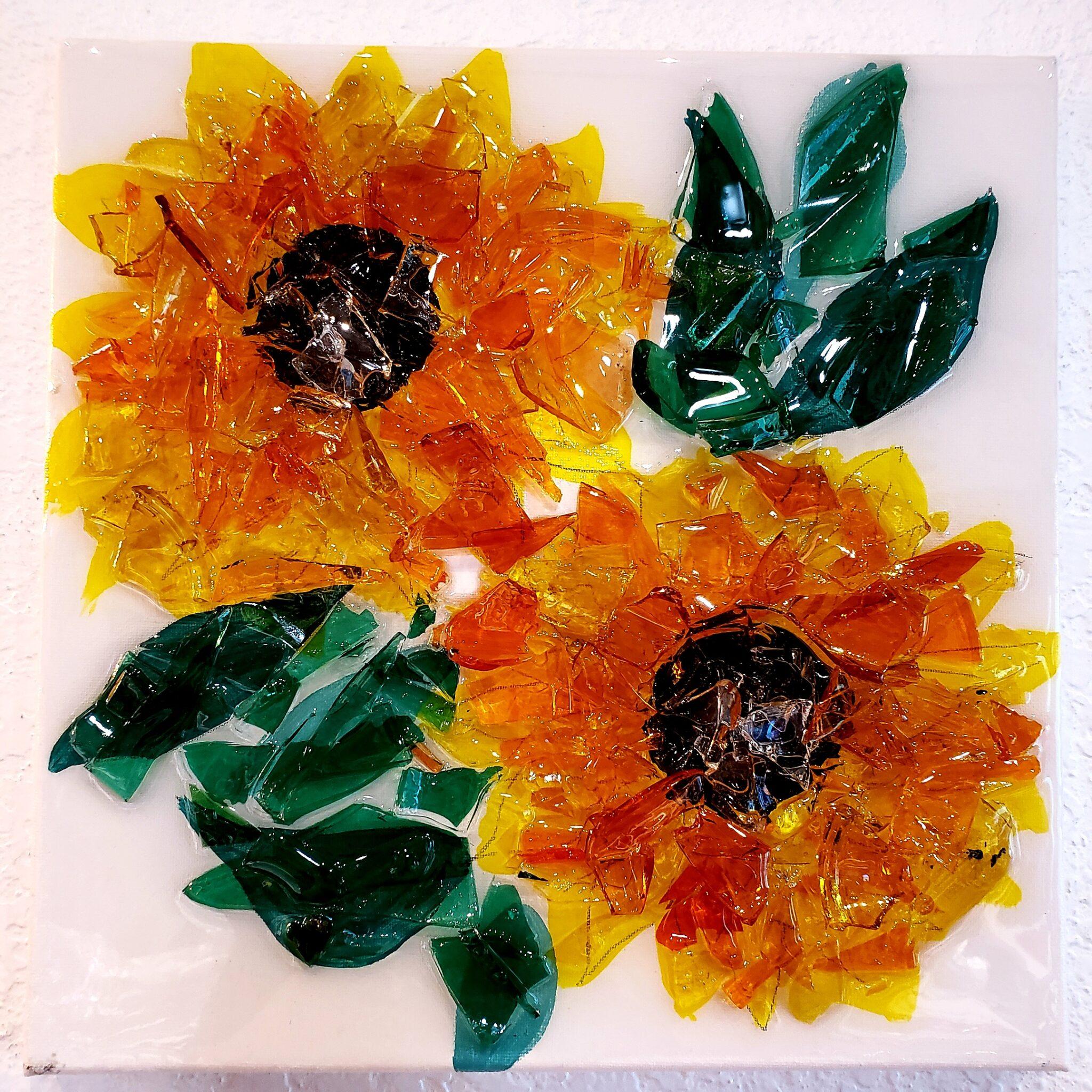 Smash Glass & Resin Art
