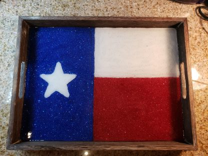 Handmade State of Texas Gifts