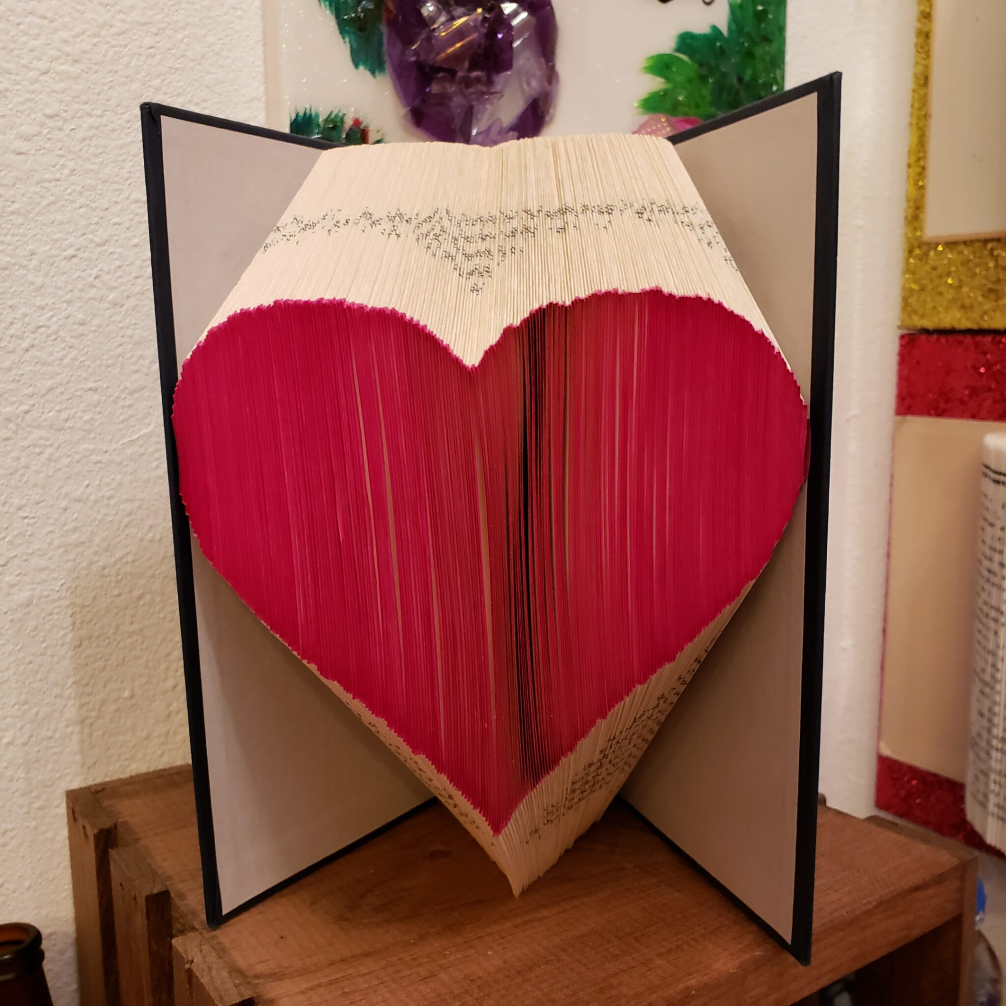 Folded Book Art Kit
