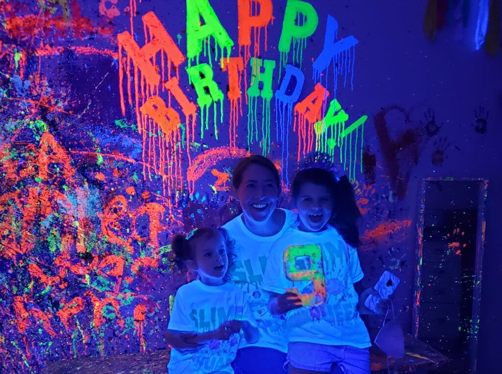 Kid's Birthday Party In Austin, Texas
